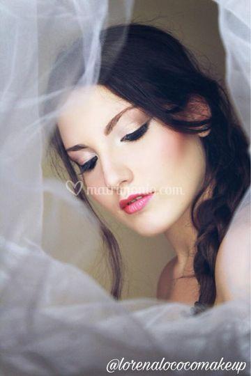 Trucco sposa luminoso