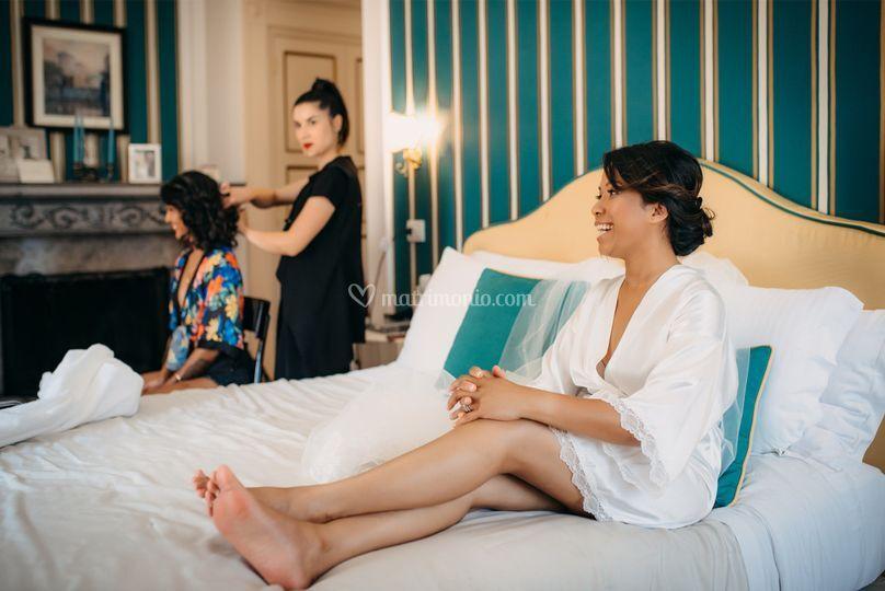 Destination Wedding - Amalfi