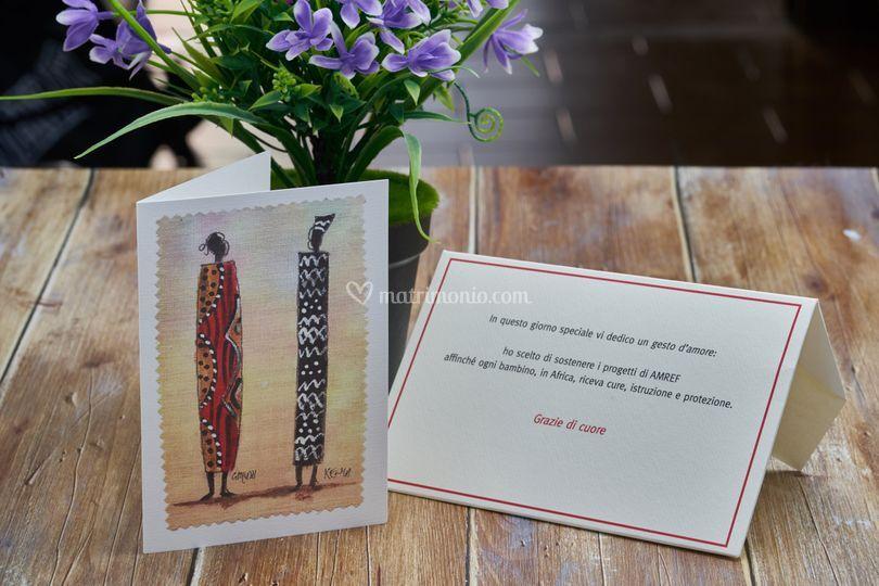 Cartolina africana