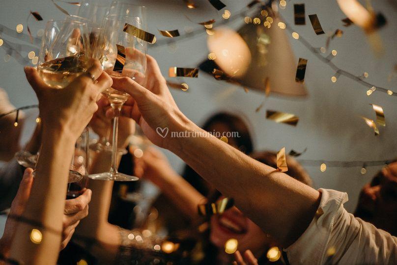 Il successo di una festa