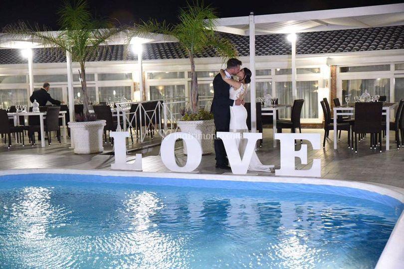 Love piscina