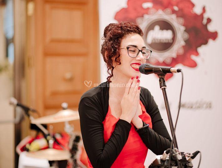 Sara, la nostra cantante