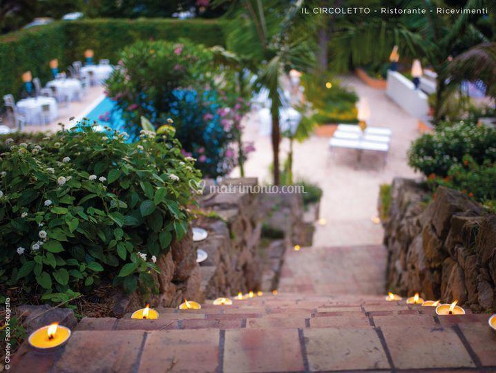 I giardini terrazzati di Il Circoletto | Foto 4