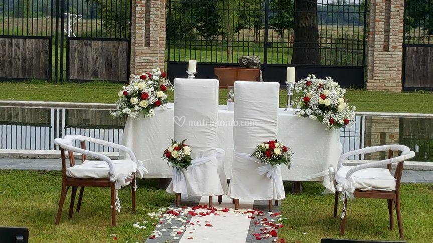 Matrimonio In Loco : Il tenchio azienda agricola
