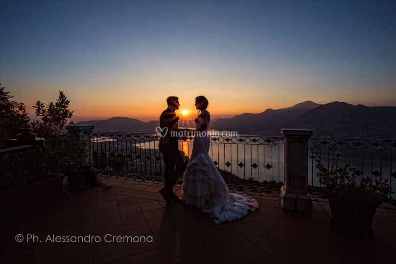 Wedding sun