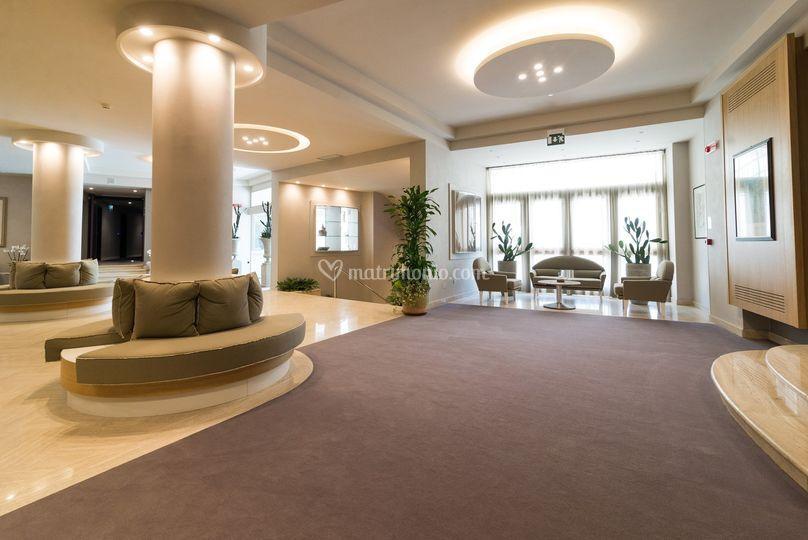 Hall hotel