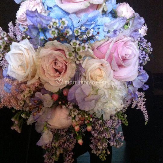 Bouquet Sposa, dettaglio