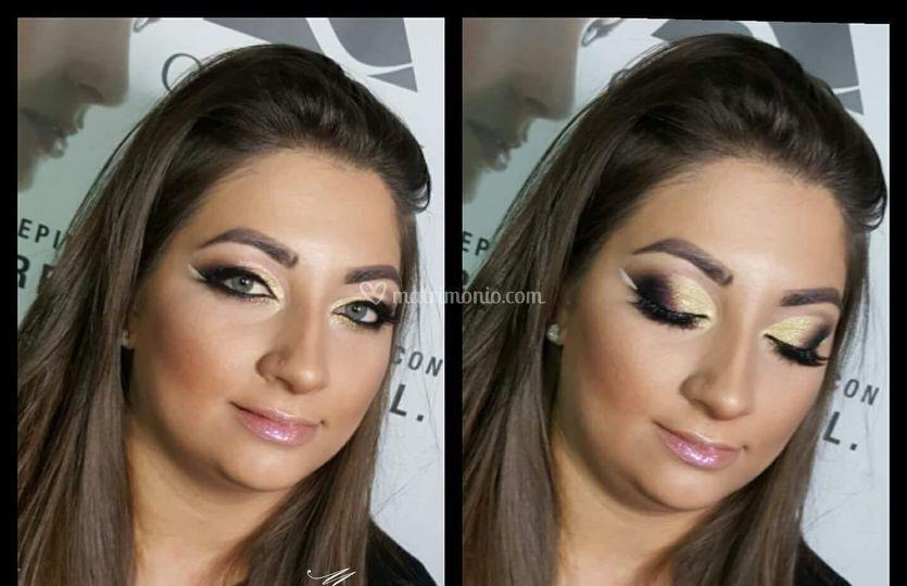 Adelgold make up