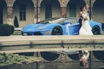 Lamborghini wedding