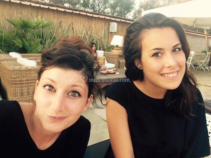 Chiara e Greta