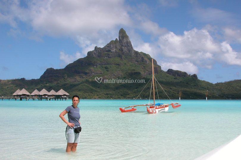 Laura...in... Polinesia
