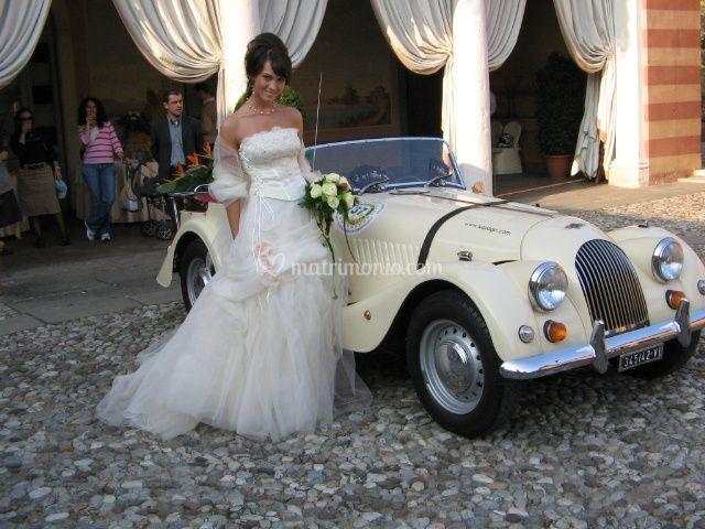 Sposa con Morgan