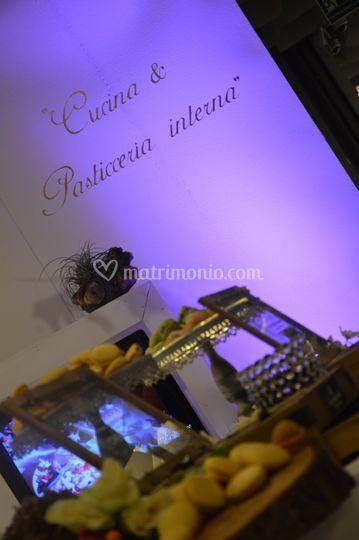 Cucina & Pasticceria interna