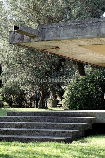 Esterni - Villa la Scala