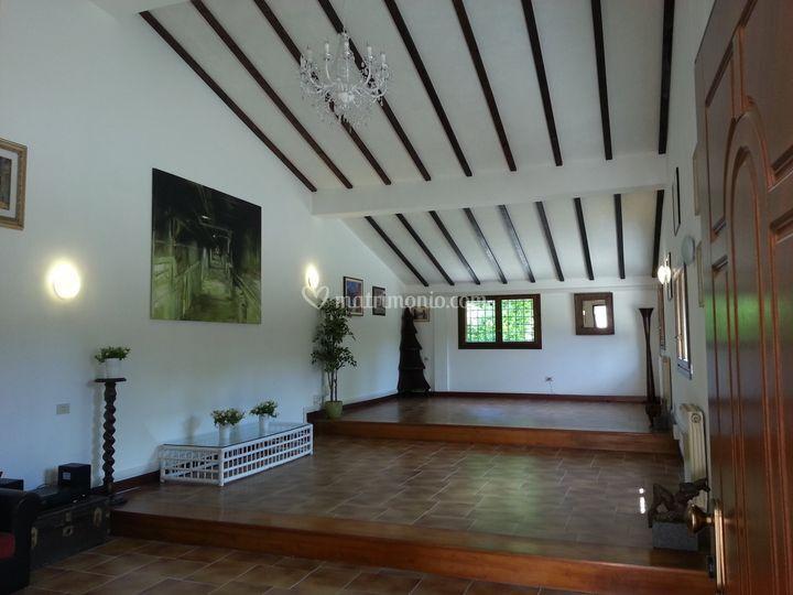 Villa christian e michelle - Archi salone per interno ...