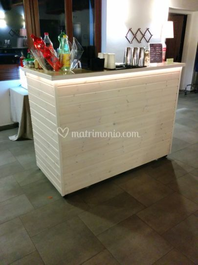 Station Bar Wood