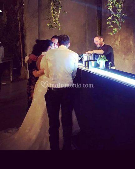 Il drink della sposa