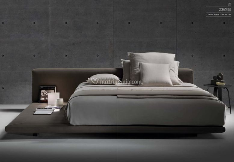 Letto Valentini Bed collection