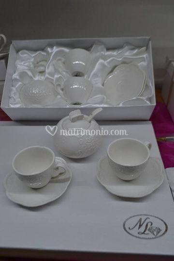 Tris caffe'