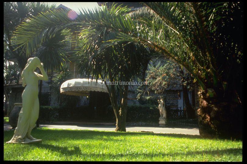 Hotel Ristorante La Riserva Di Castel D Appio