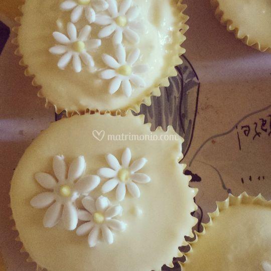 Cupcake limoncello e fragole