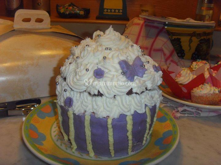 Maxi cupcake