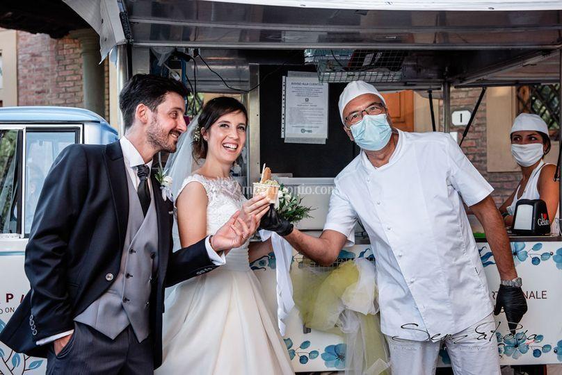 Matrimonio Serena e Marco