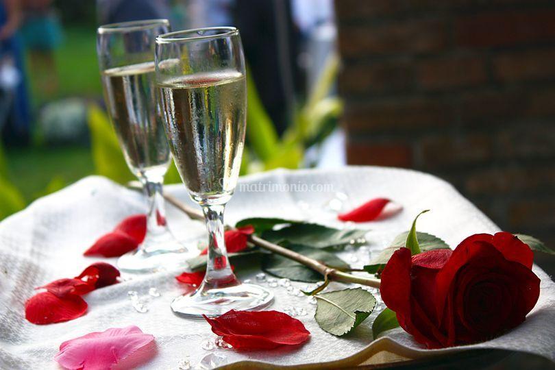 Accoglienza sposi