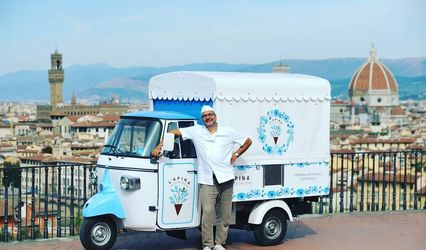 L'Apina Gelato on the Road