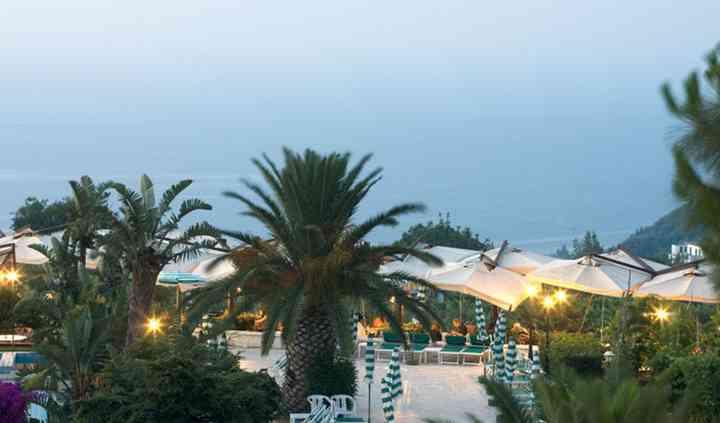 Veduta hotel Grazia