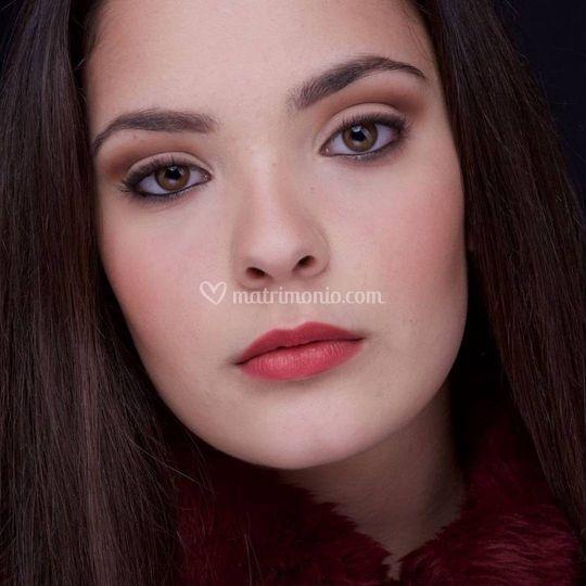Beauty Makeup: natural look