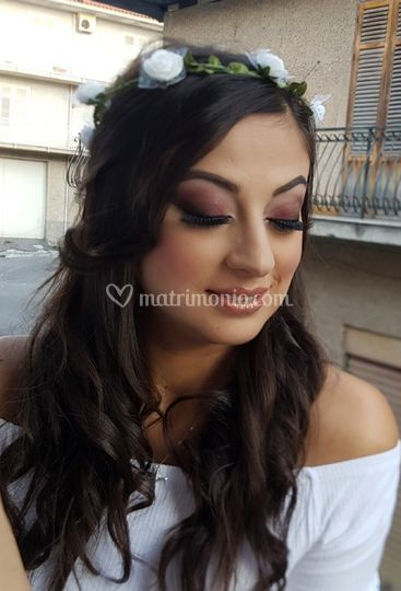 Maria Giovanna Russo Make up artist
