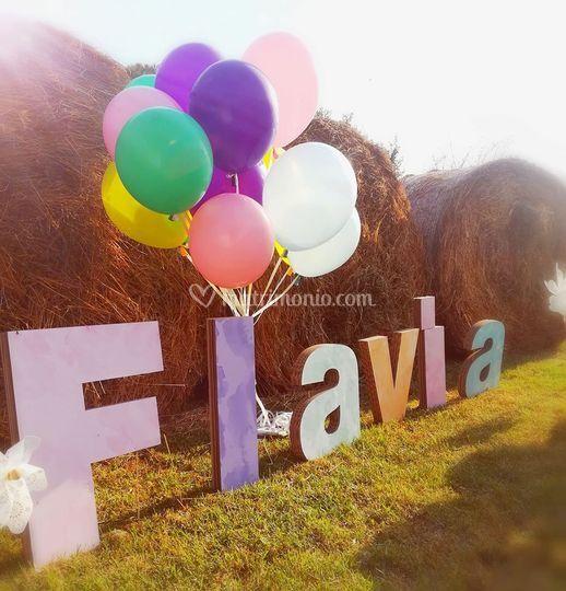 Benvenuta Flavia