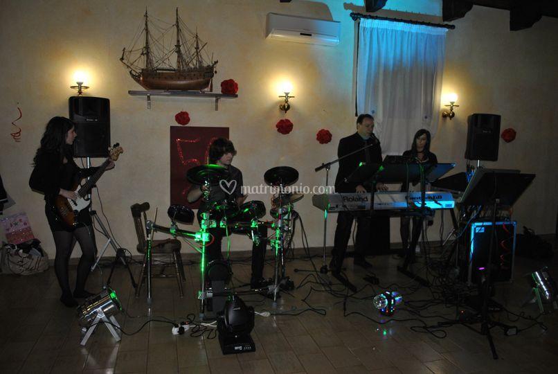 Euforia's Band a Pieris