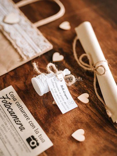 Wedding Bag Details