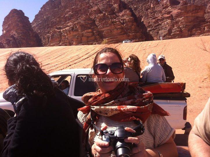 Marina in Giordania