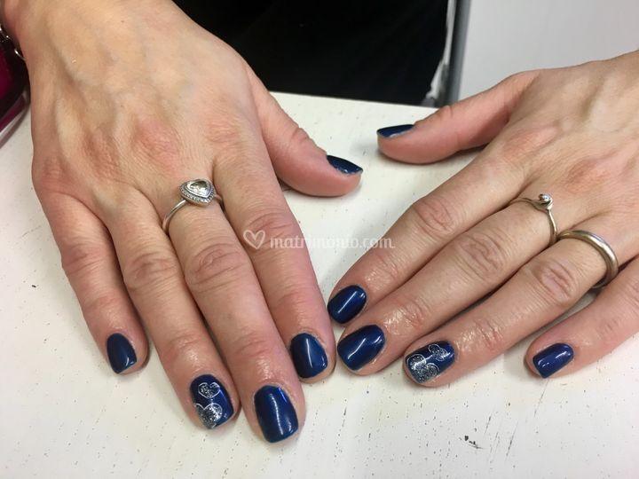 Semi-Gel & Nail Art