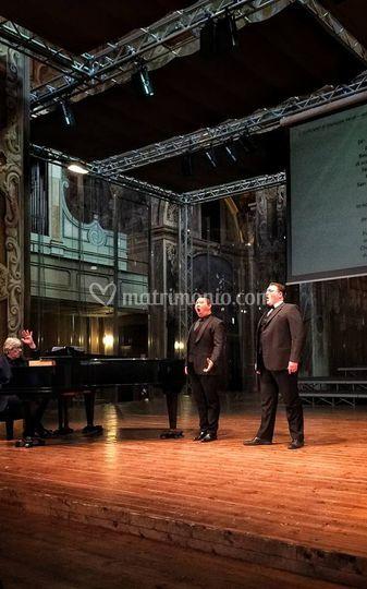 Concerto a Piacenza