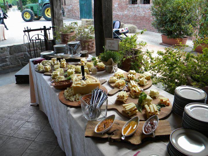 Catering Matrimoni Toscana Prezzi : Formaggi di toscana catering foto