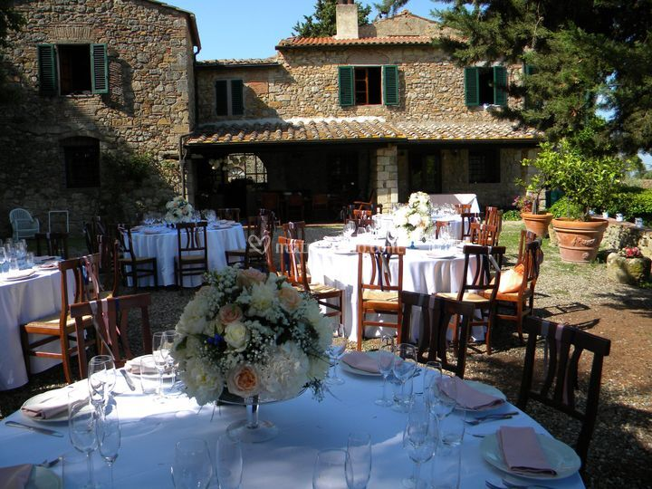 Catering Matrimoni Toscana Prezzi : San giminiano di toscana catering foto