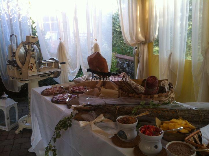 Catering Matrimoni Toscana Prezzi : Angolo toscano di toscana catering foto