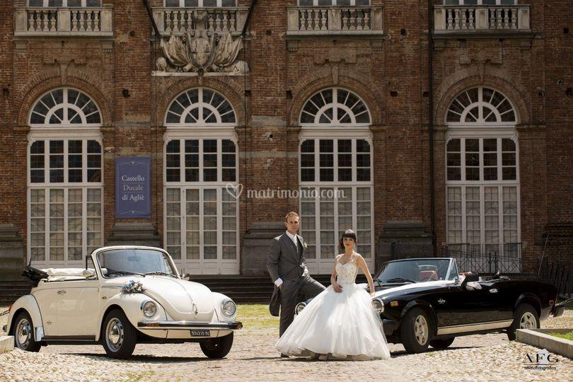 VW Maggiolino & Fiat 124