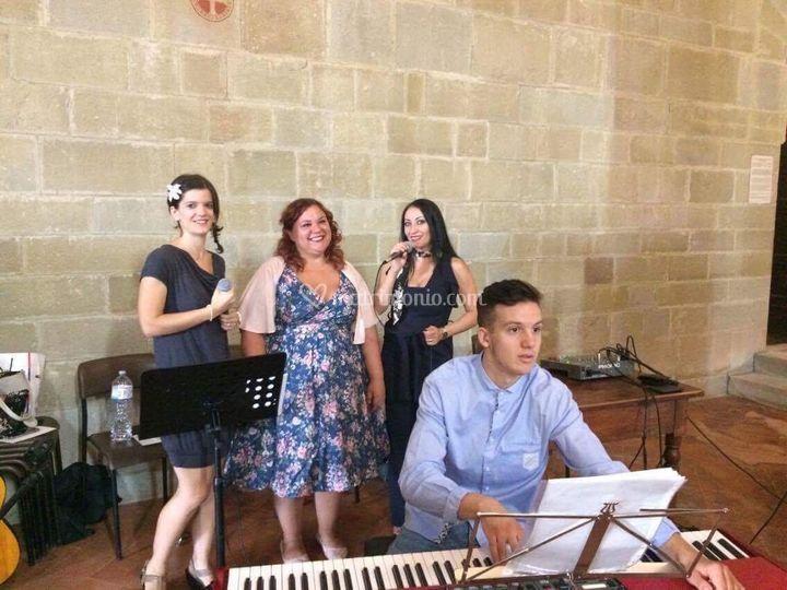 Clara's Voices & Piano