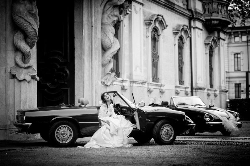 Alfa Romeo Spider & Fiat 124