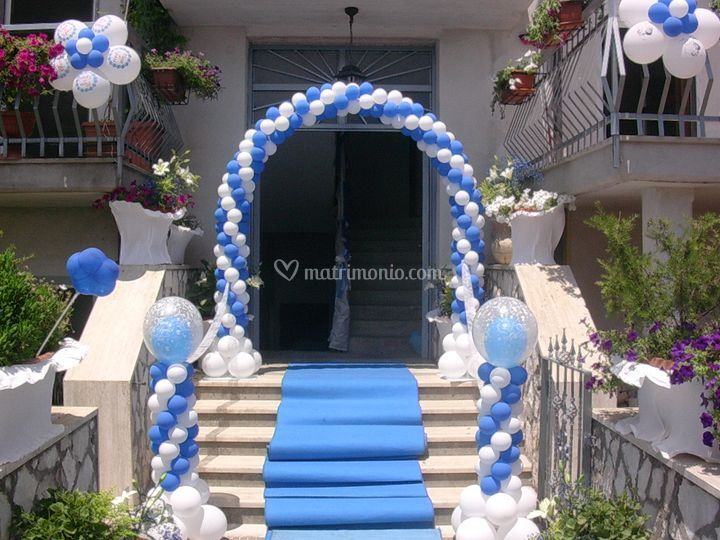Cartois for Addobbi piscina per matrimonio