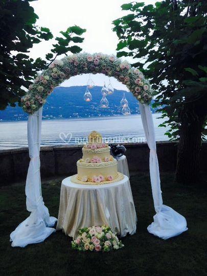 Arco torta