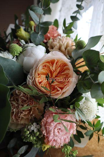 Profumo di rose inglesi