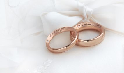 Lunetta - Wedding Rings