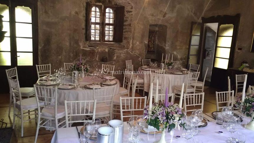 Wedding Chate La Tour De Villa