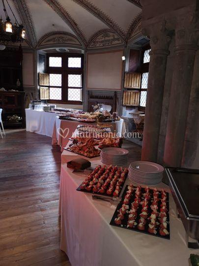 Wedding Chateau Di Introd